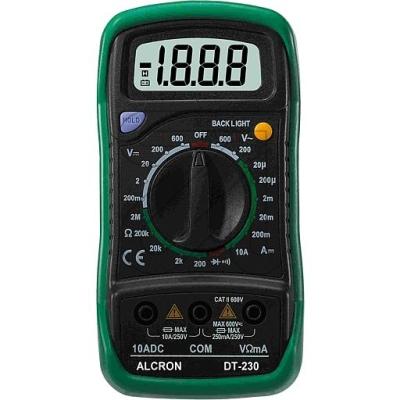 Alcron Digital-Multimeter DT-230N 95-1005