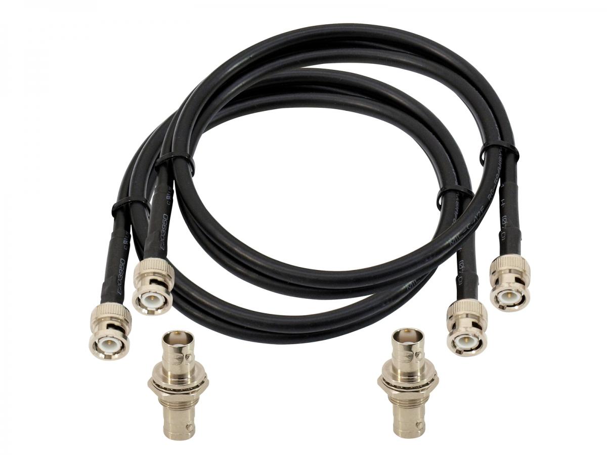 OMNITRONICAntenna Cable BNC Set 5 m