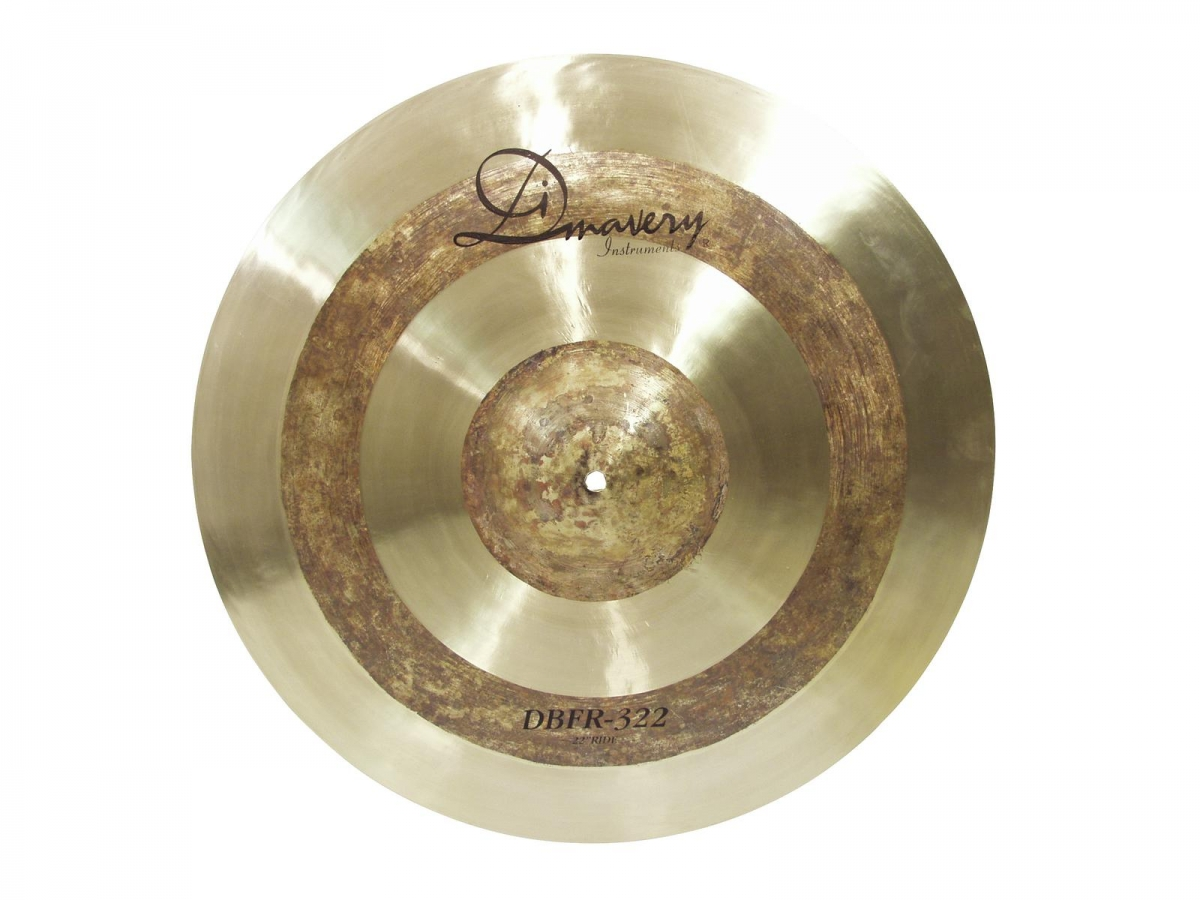 DIMAVERYDBFR-322 Cymbal 22-Ride
