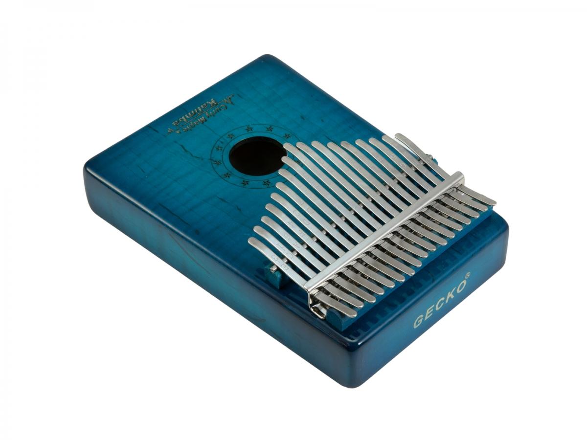 DIMAVERYKL-6 Kalimba,17 C, blau