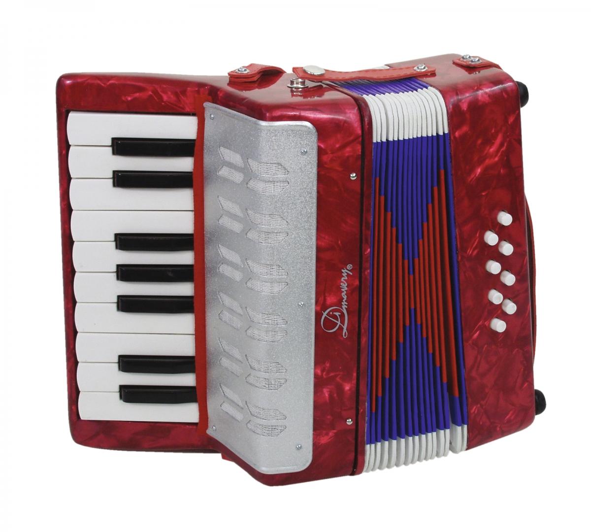 DIMAVERYAccordion 1.5 octaves/8 basses
