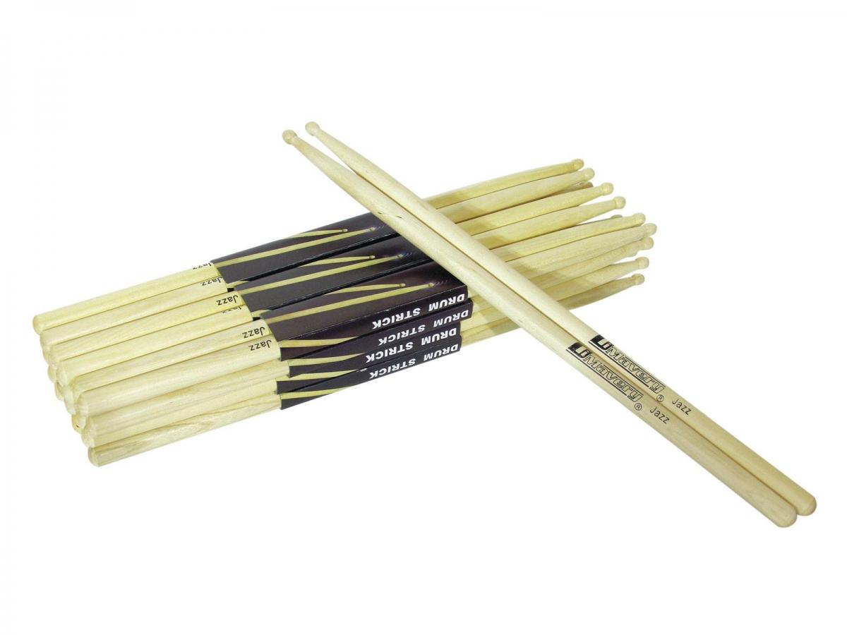 DIMAVERYDJDS-Jazz Drumsticks, maple