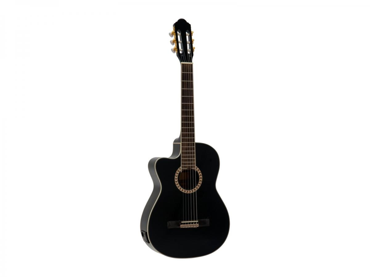 DIMAVERYCN-600L Classical guitar, black
