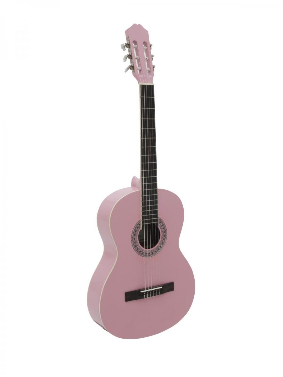 DIMAVERYAC-303 Classical Guitar, pink