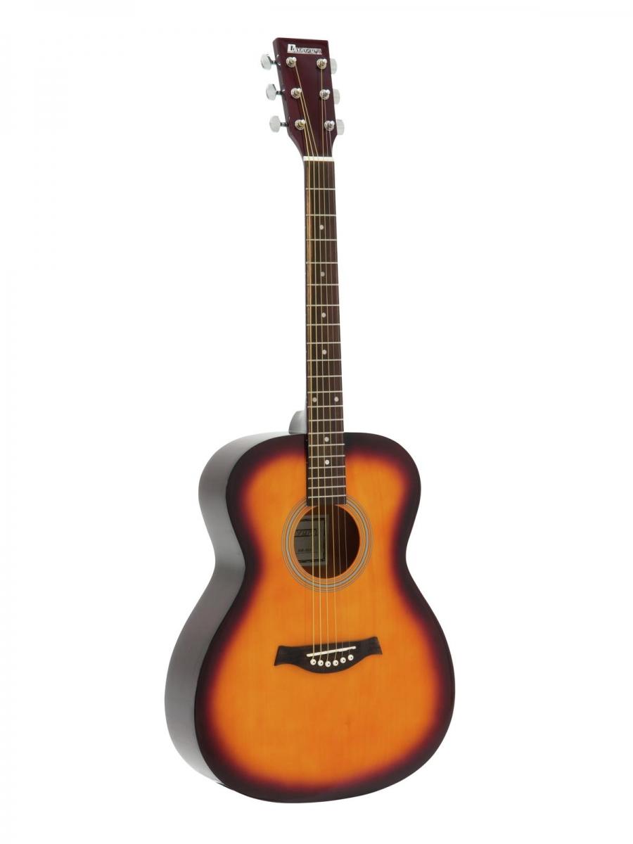 DIMAVERYAW-303 Western guitar sunburst
