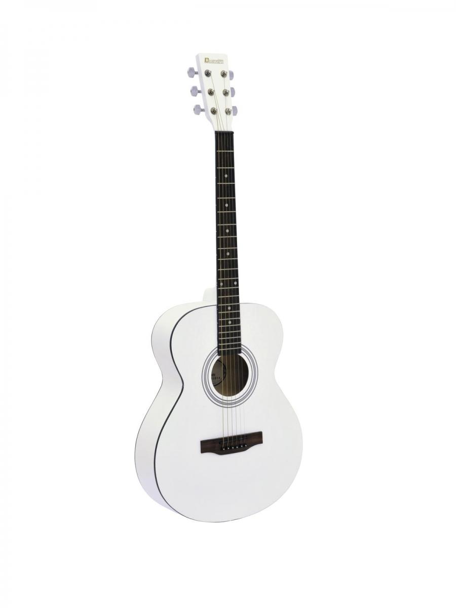 DIMAVERYAW-303 Western guitar white