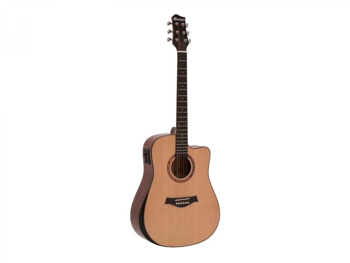 DIMAVERYASW-60 Grande Guitar, nature