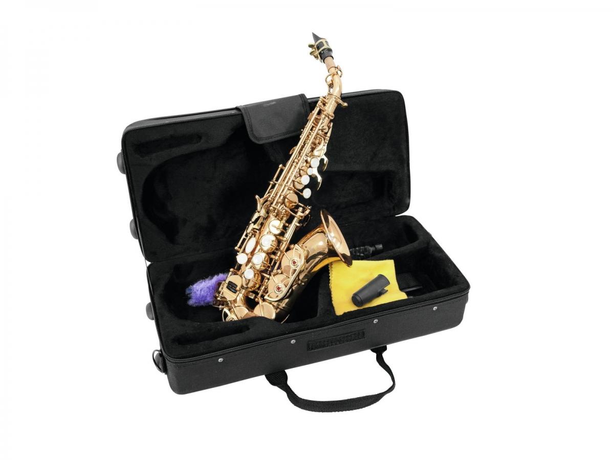 DIMAVERYSP-20 Bb Soprano Saxophone, gold