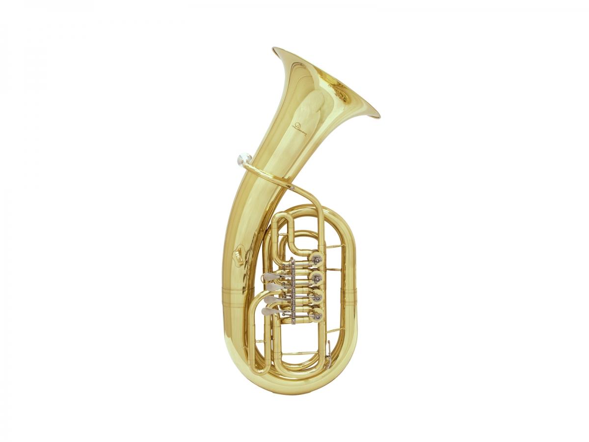 DIMAVERYEP-400 Bb Euphonium, gold