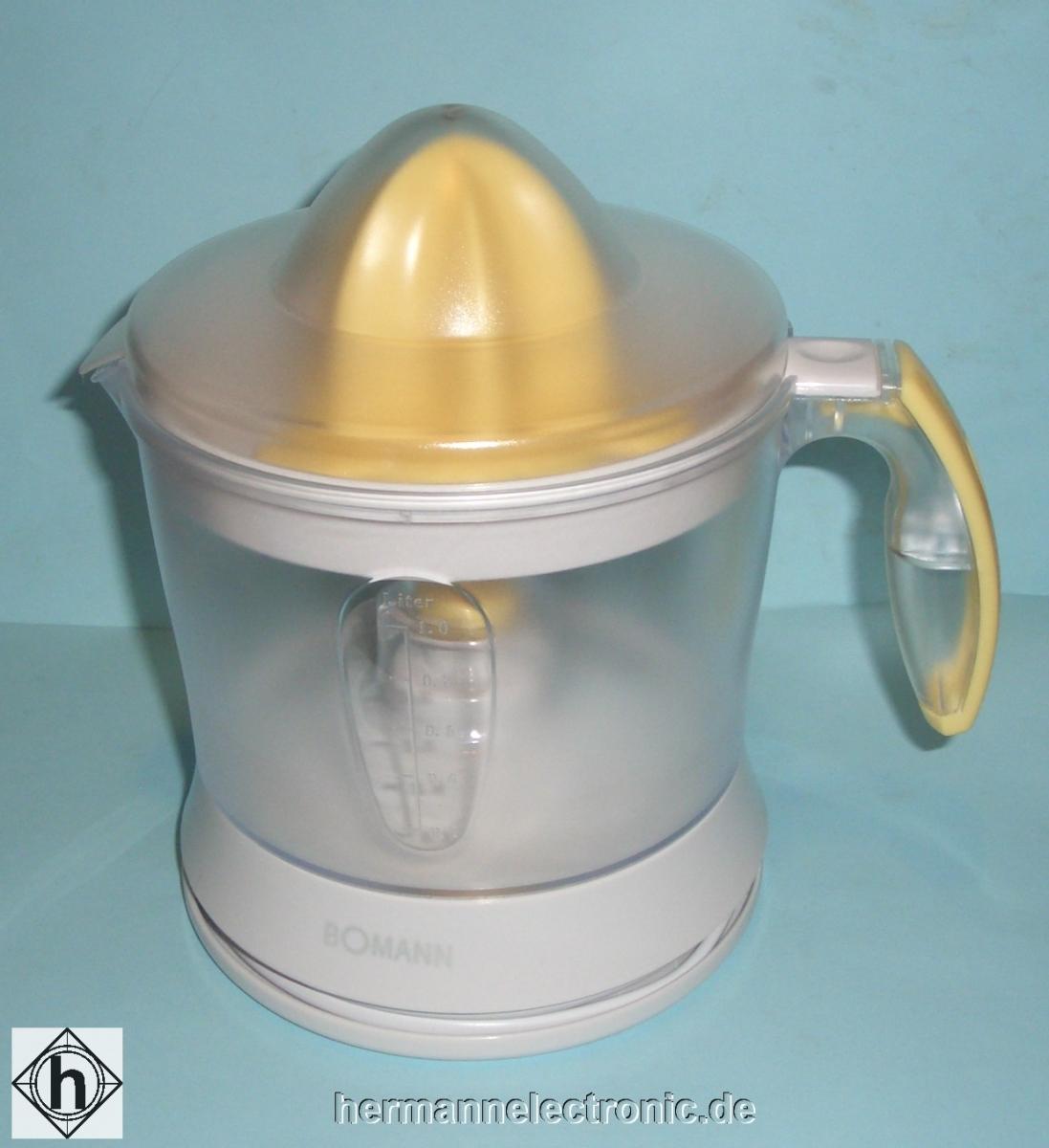 Bomann  CB 1000 citrus press 1 liter