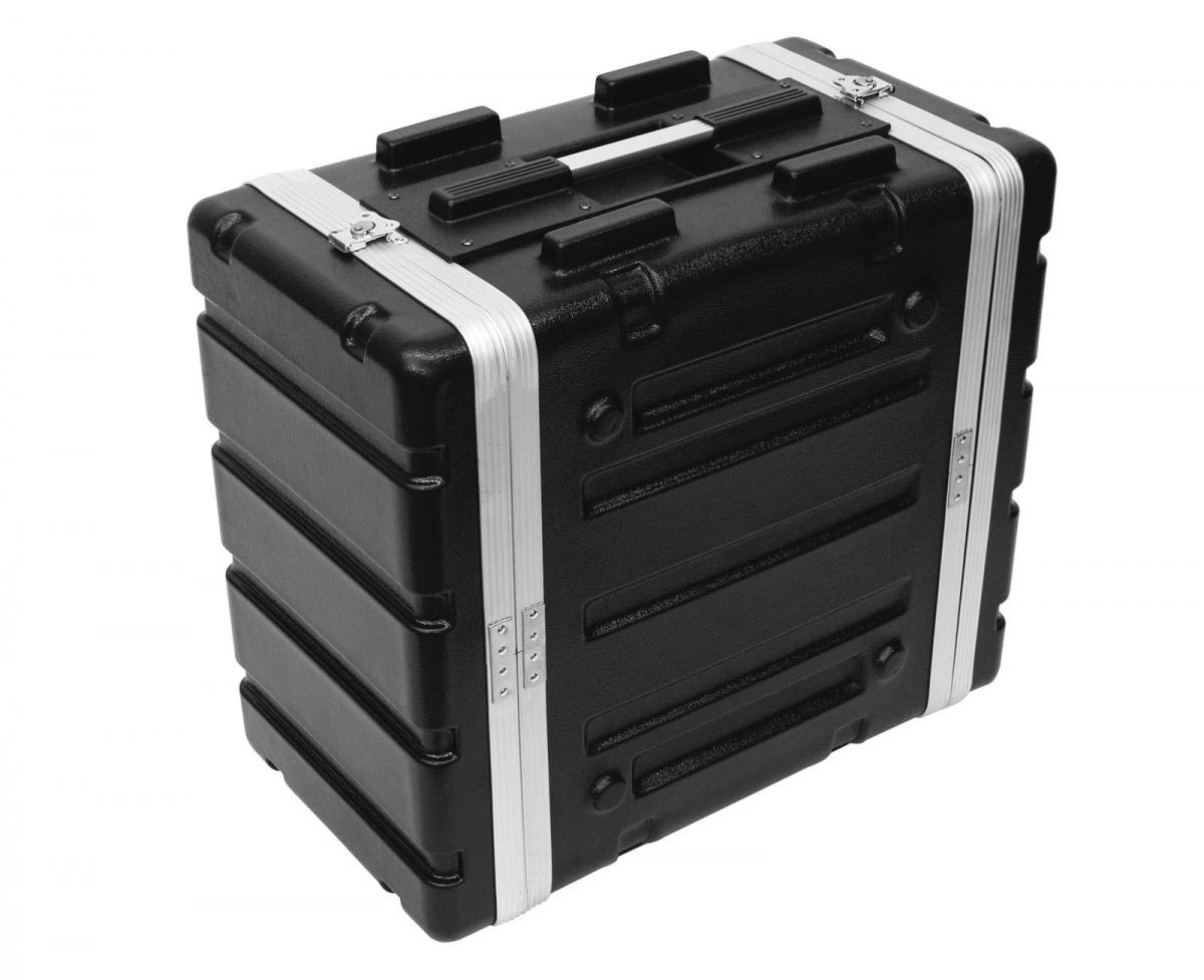 ROADINGERPlastic-Rack KR-19, 6U, DD, black