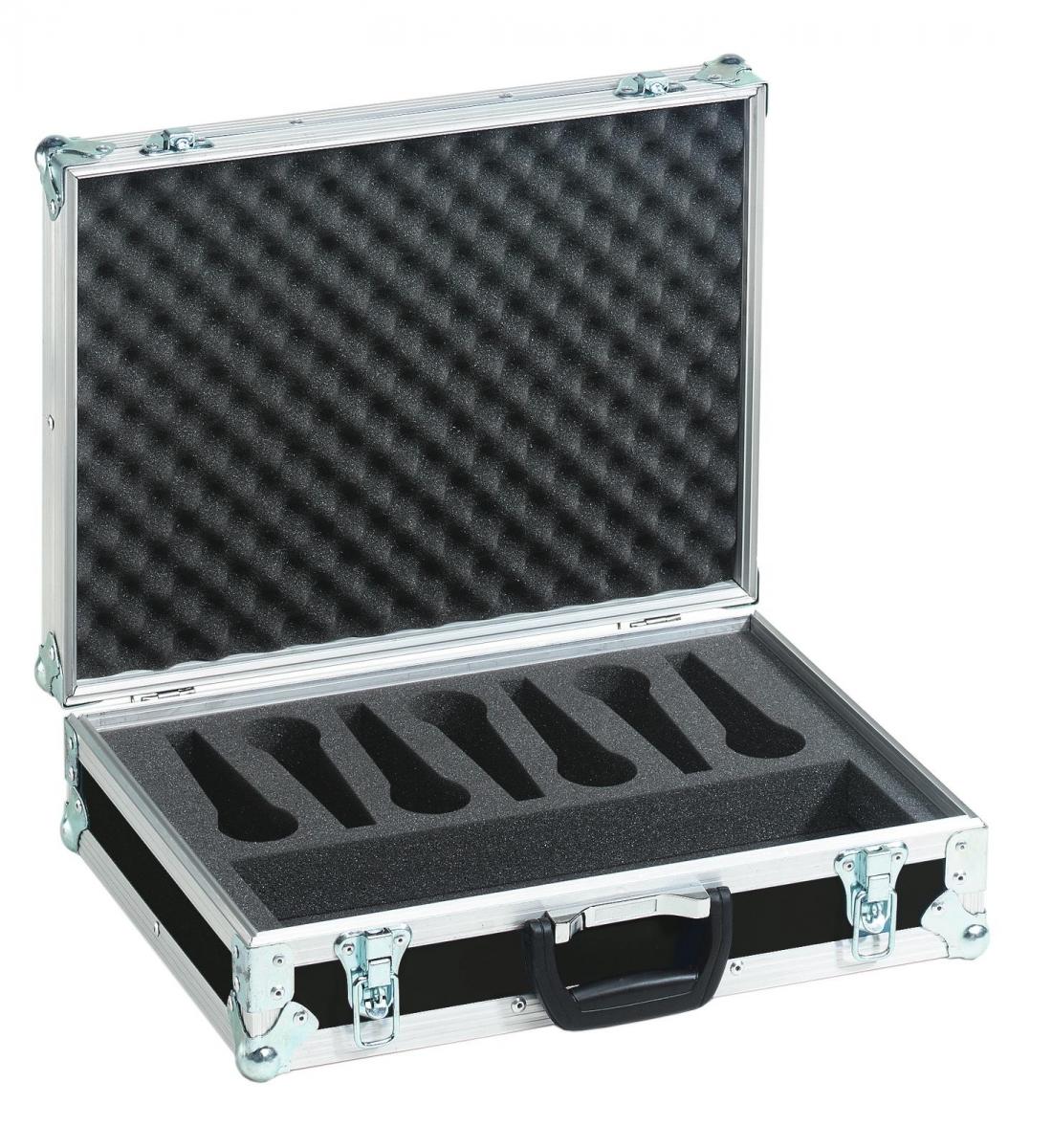 ROADINGERMicrophone Case Road 7 Microphones black