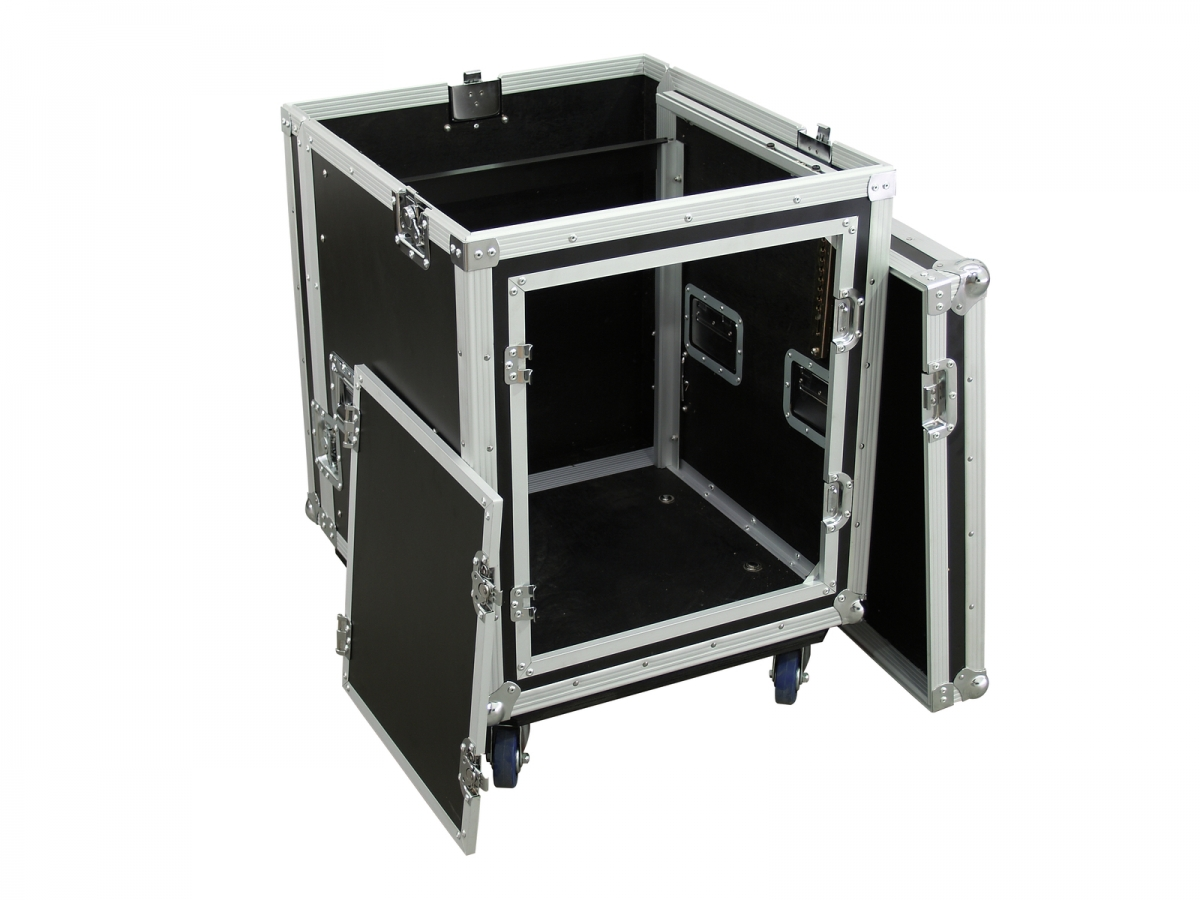 ROADINGERSpecial Combo Case Pro, 8U with wheels
