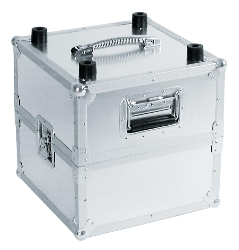 ROADINGERRecord Case Pro ALU 50/50, 100LPs