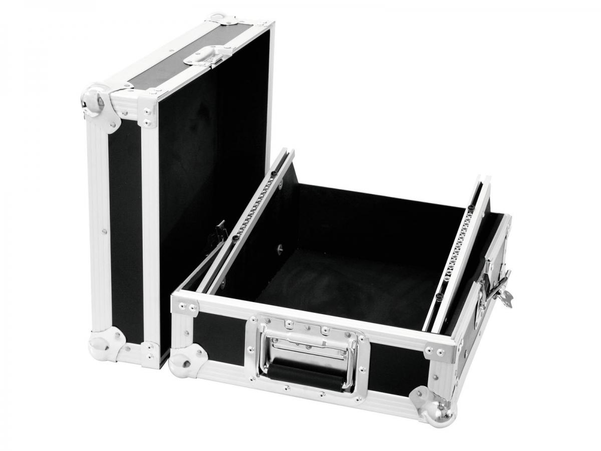 ROADINGERROADINGER Mixer Case Road MCB-12 sloping 8U bk