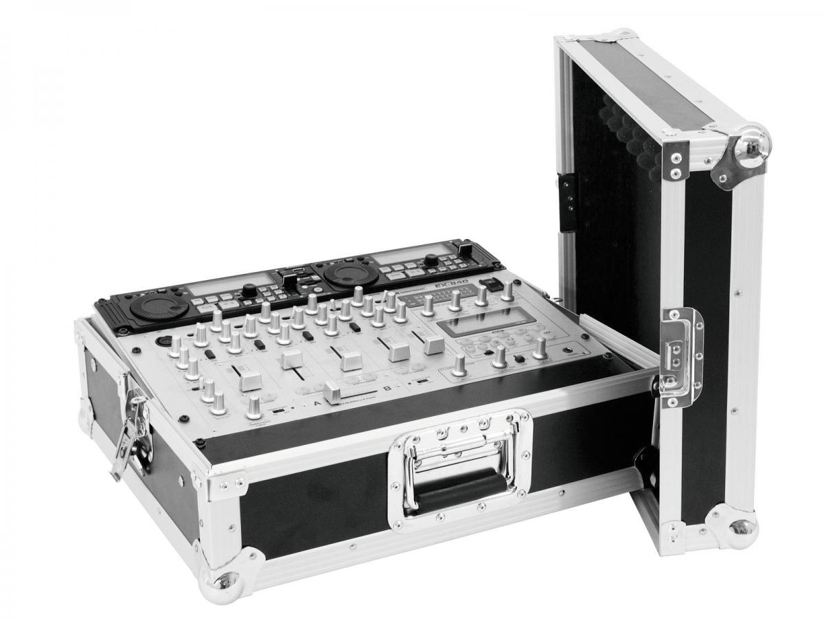 ROADINGERMixer Case Pro MCV-19, variable, bk 8U