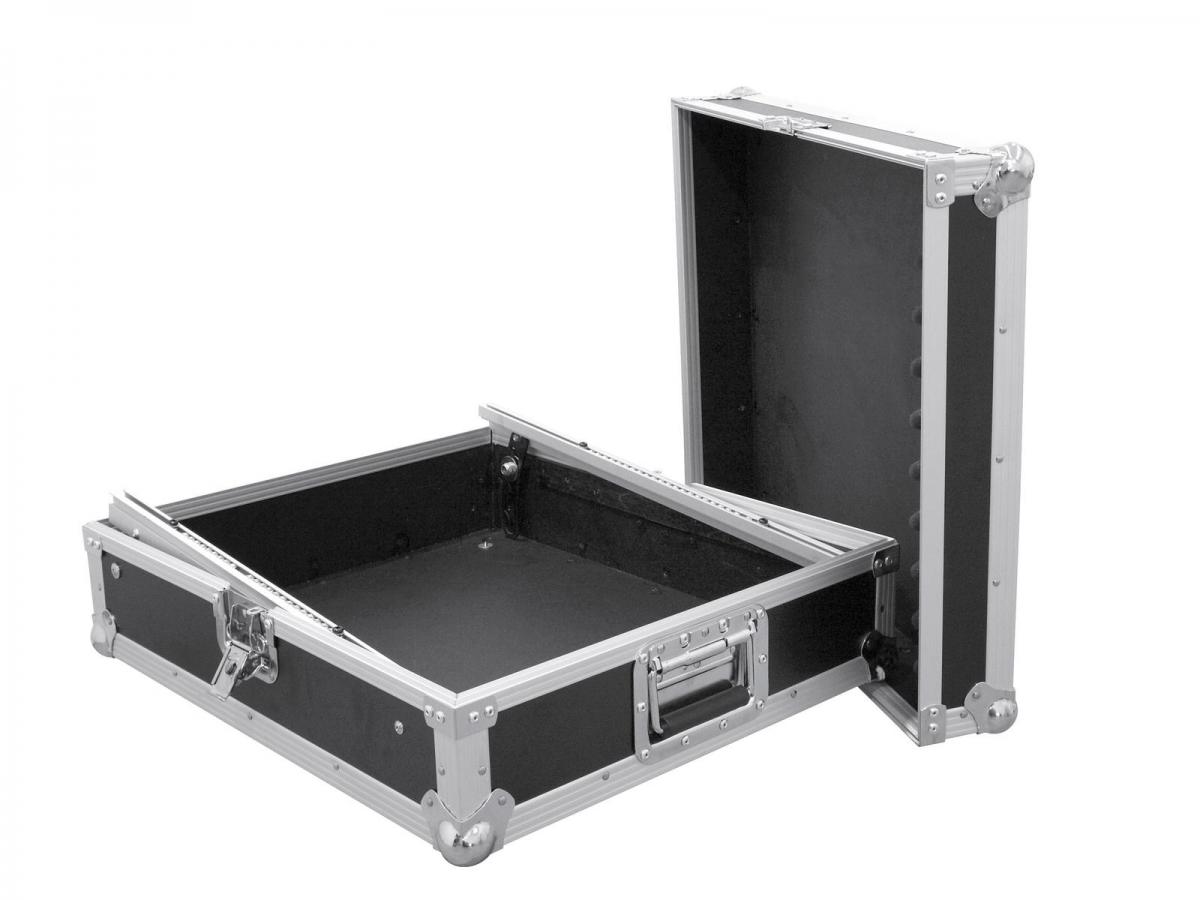 ROADINGERMixer Case Pro MCV-19 variable bk 12U