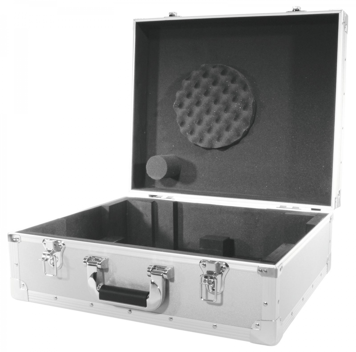 ROADINGERTurntable Case silver -S-