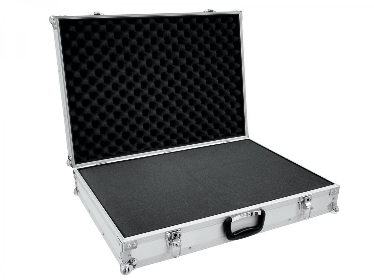 ROADINGERUniversal Case FOAM, black, GR-2 alu