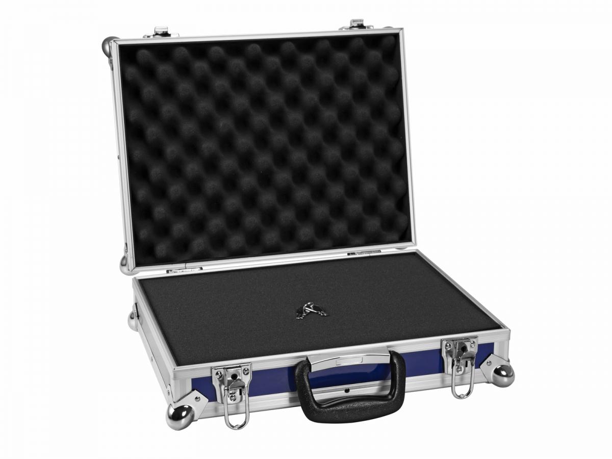 ROADINGERUniversal Case FOAM, black, GR-5 blue