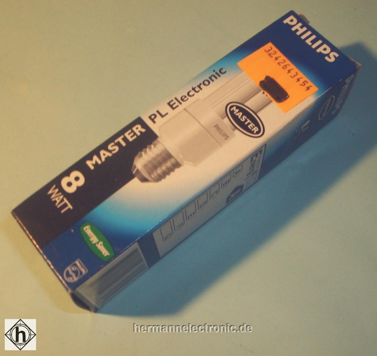 PhilipsPLE/C 8 8W E27EEK:A