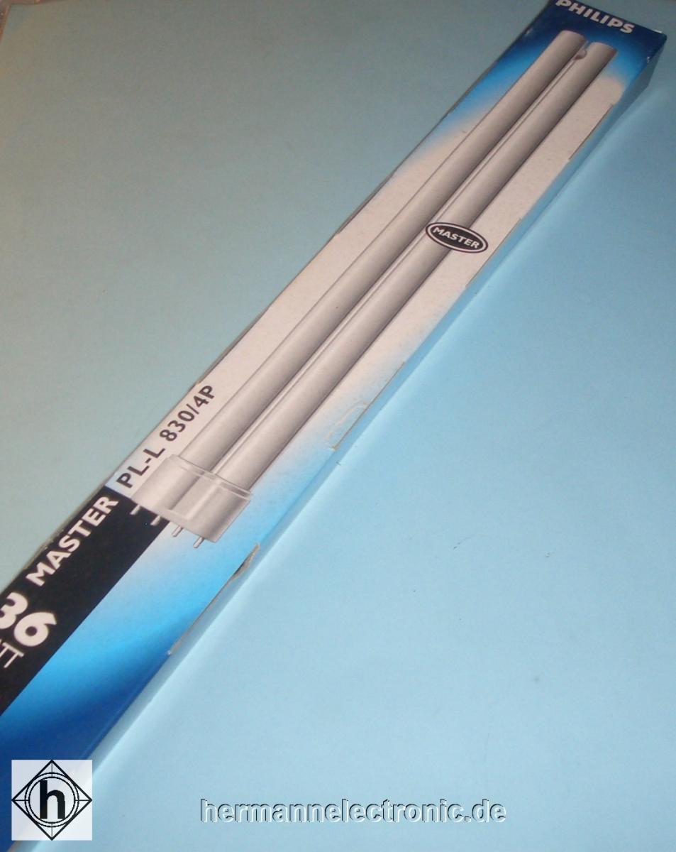 PhilipsPL-L 36W/830 4P Kompaktleuchtstofflampe 2G11