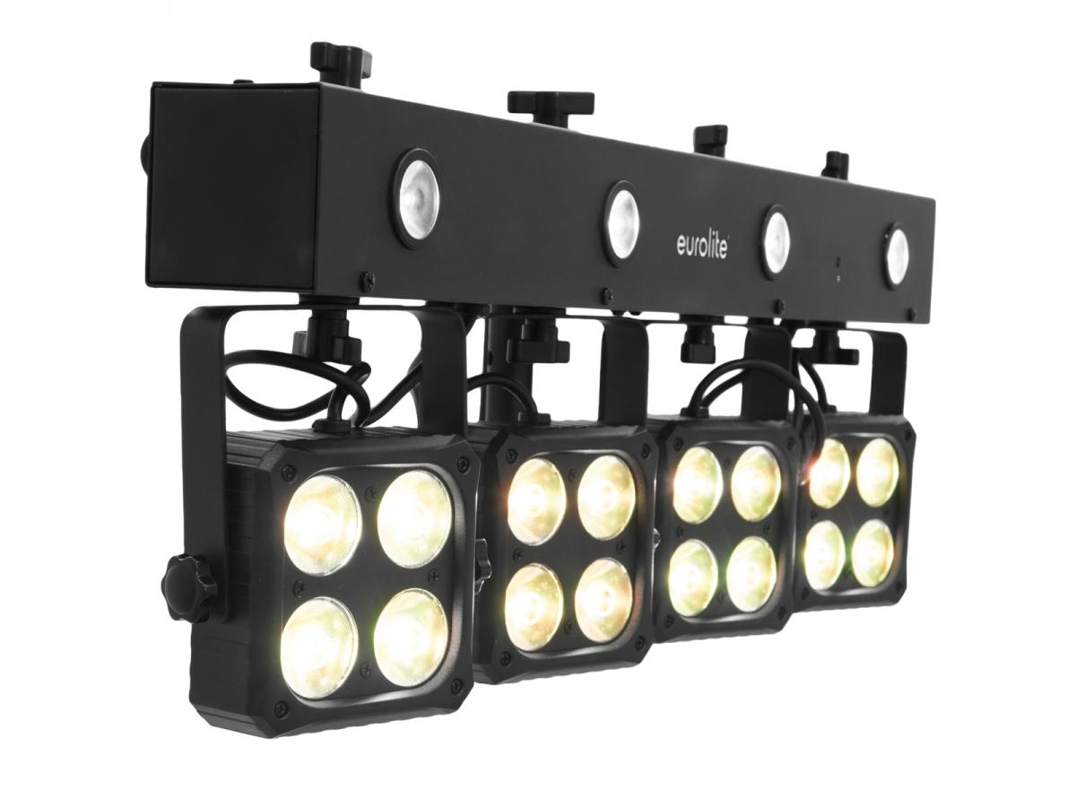 EUROLITEAKKU KLS-180 Kompakt-Lichtset