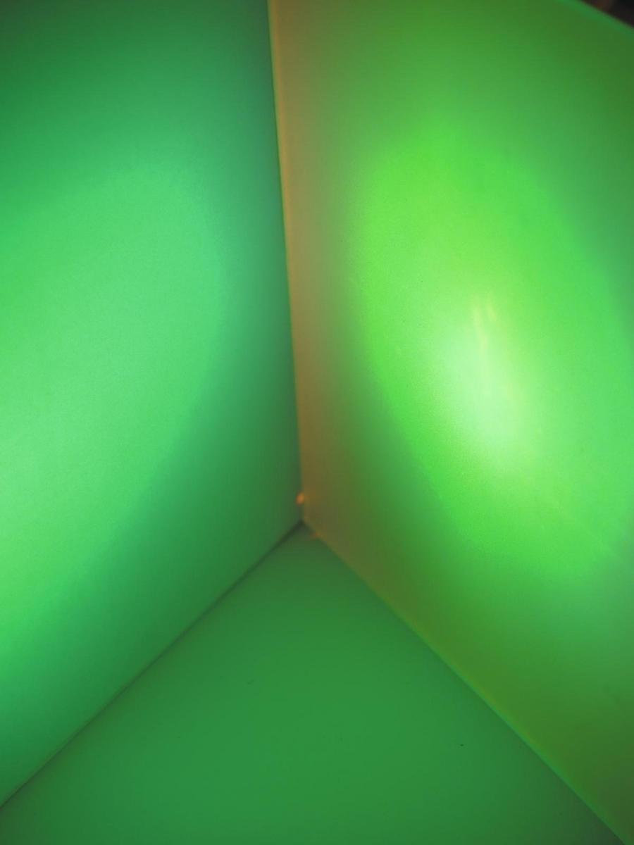 EUROLITEDichro, hellgrün, frost, 165x132mm