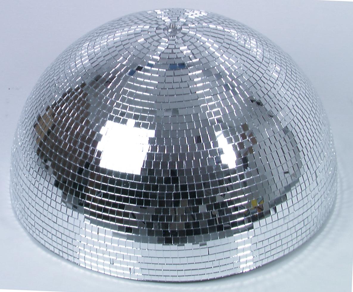 EUROLITEHalf Mirror Ball 50 cm motorized