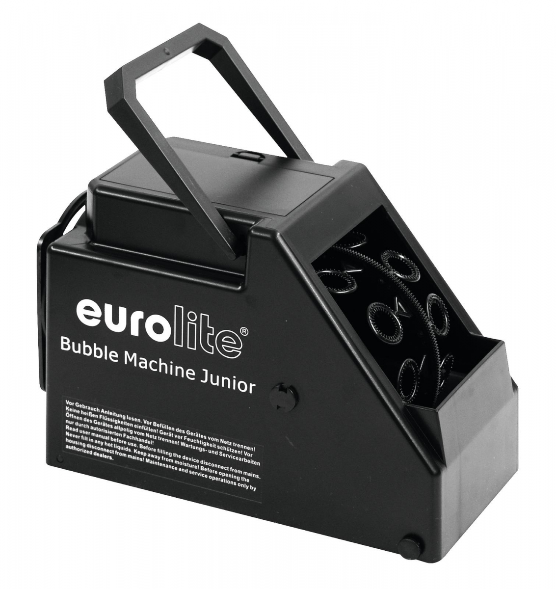 EUROLITEB-60 Seifenblasenmaschine Junior