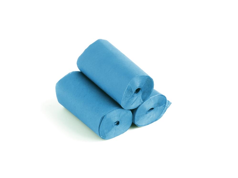 TCM FXSlowfall Streamers 10mx5cm, light blue, 10x