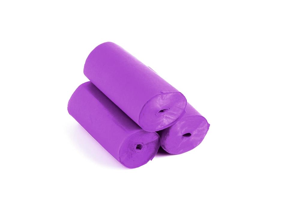 TCM FXSlowfall Streamers 10mx5cm, purple, 10x