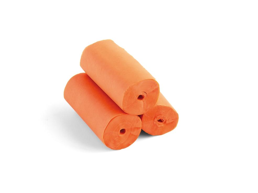TCM FXSlowfall Streamers 10mx5cm, orange, 10x