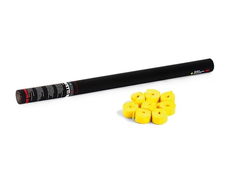 TCM FXHandheld Streamer Cannon 80cm, yellow