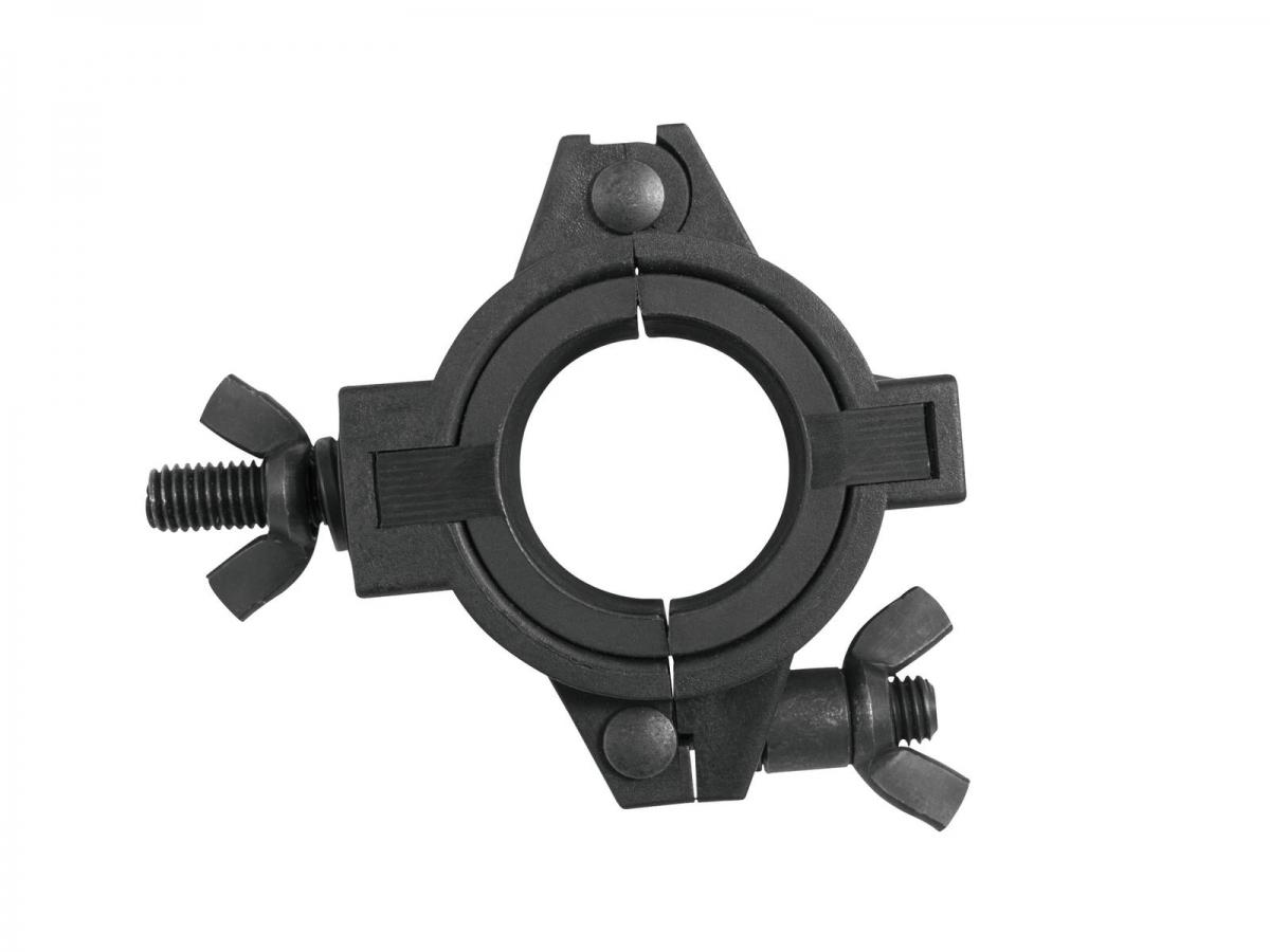 EUROLITEDEC-38D Dual-Klammer Ø38/50mm