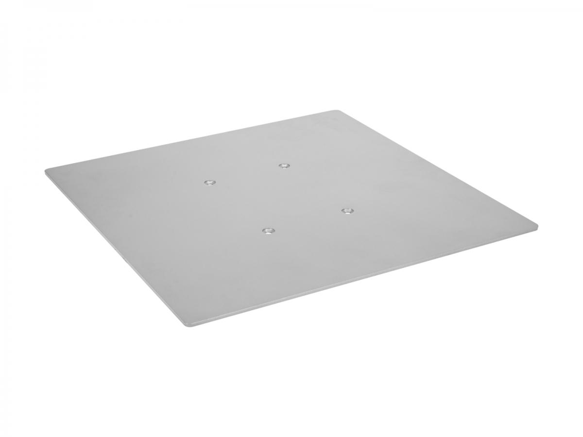 DECOTRUSSQuad Base Plate 500 sil