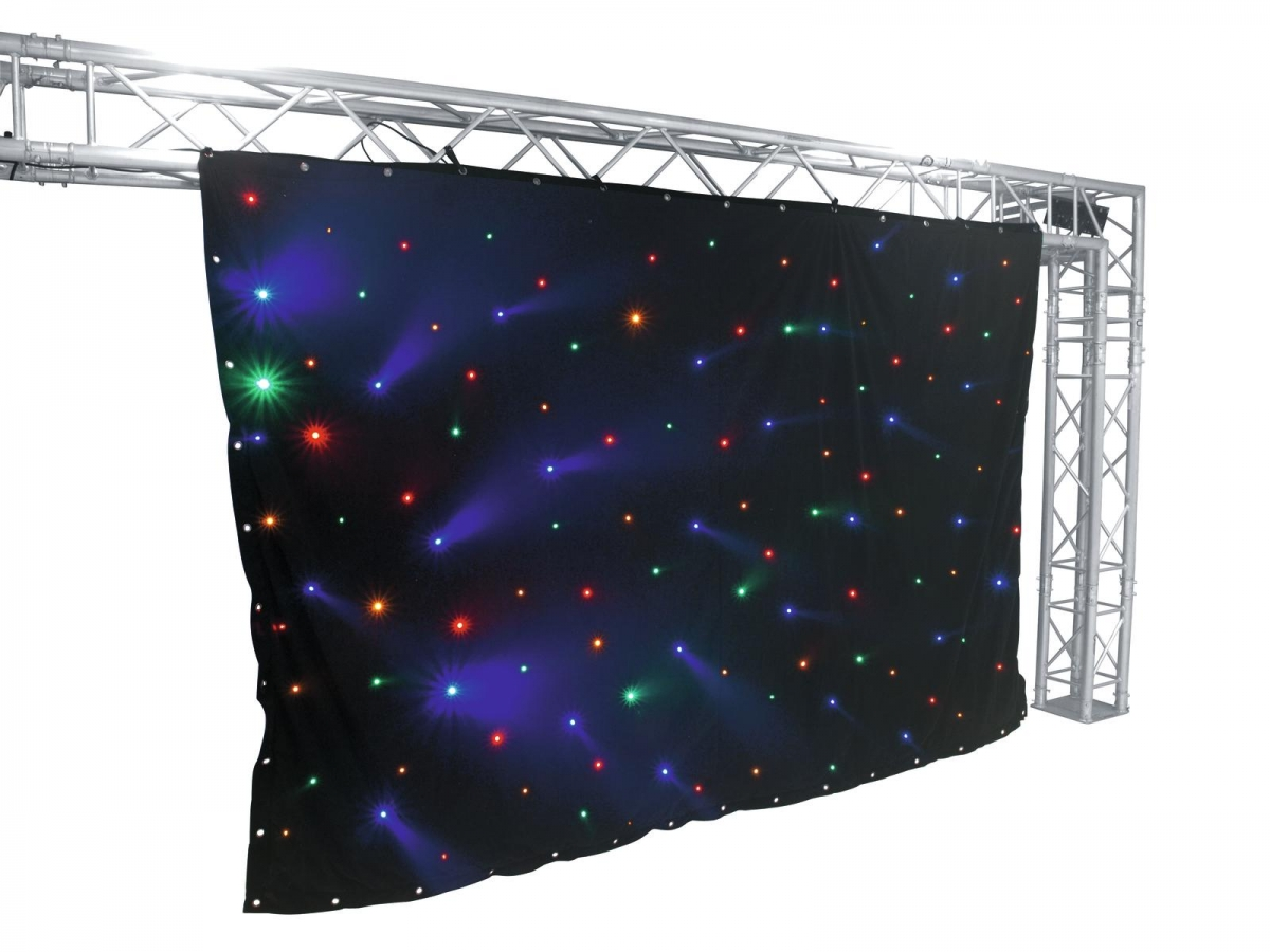 EUROLITECRT-120 LED-Curtain