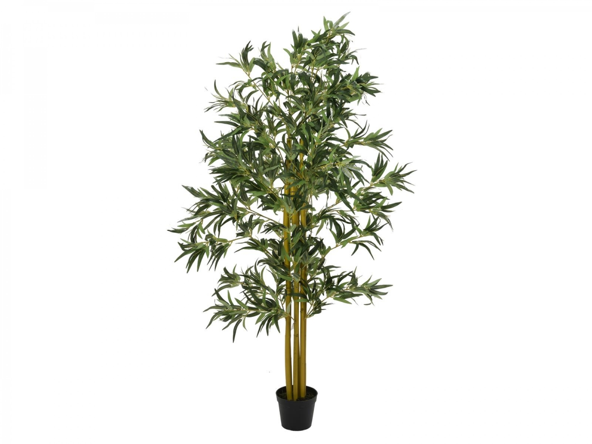 EUROPALMSBamboo multi trunk, artificial plant, 180cm