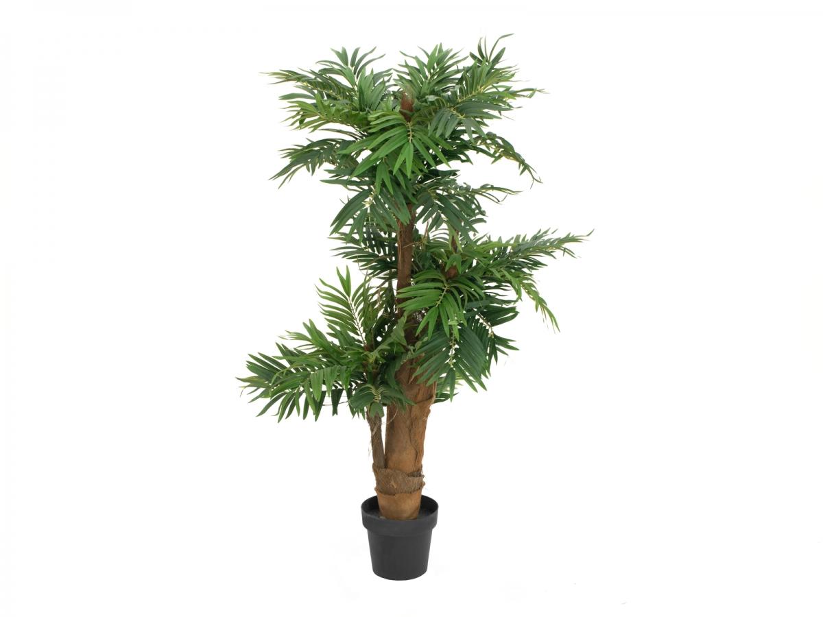 EUROPALMSAreca palm, artificial plant, 140cm