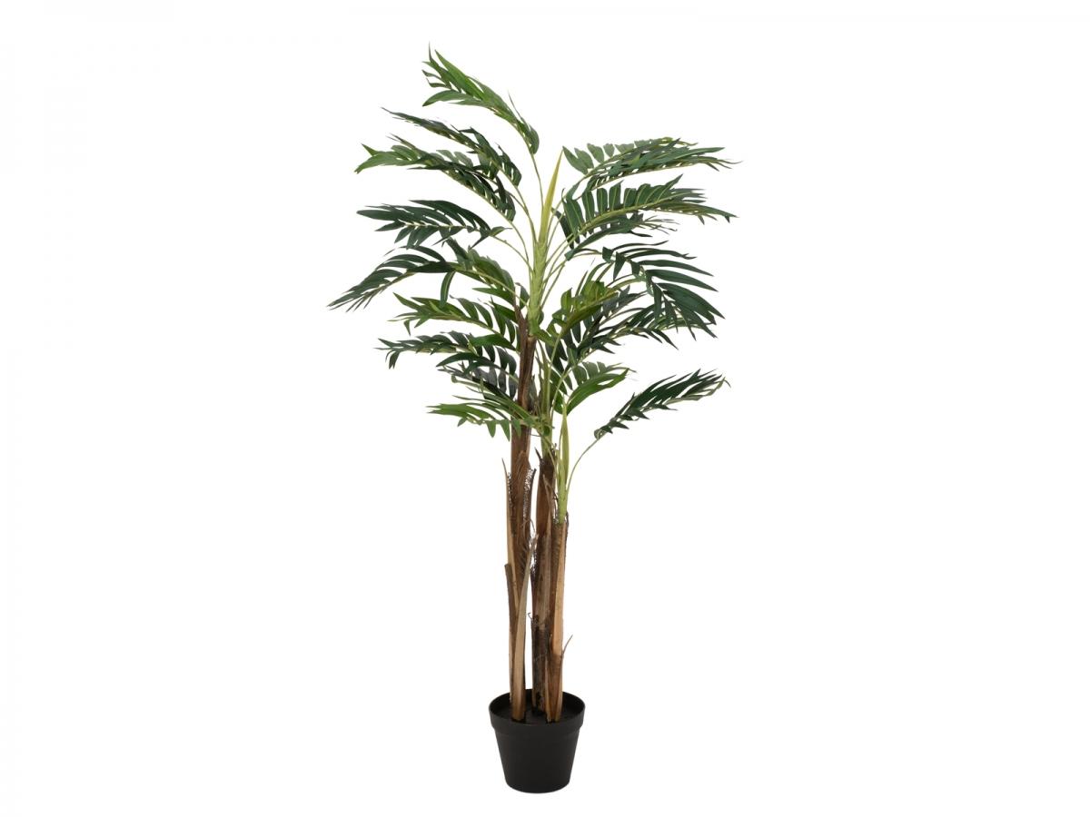 EUROPALMSAreca palm, artificial plant, 110cm