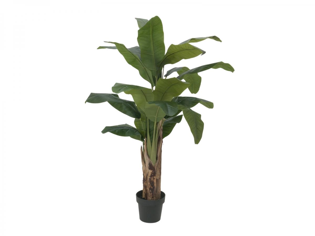 EUROPALMSBanana tree, artificial plant, 120cm