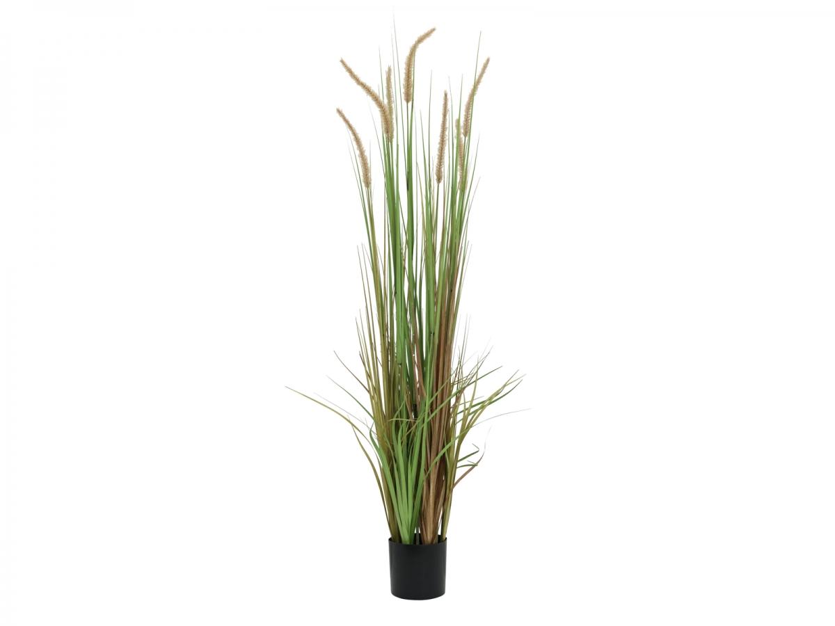 EUROPALMSFountain grass, artificial, 120cm