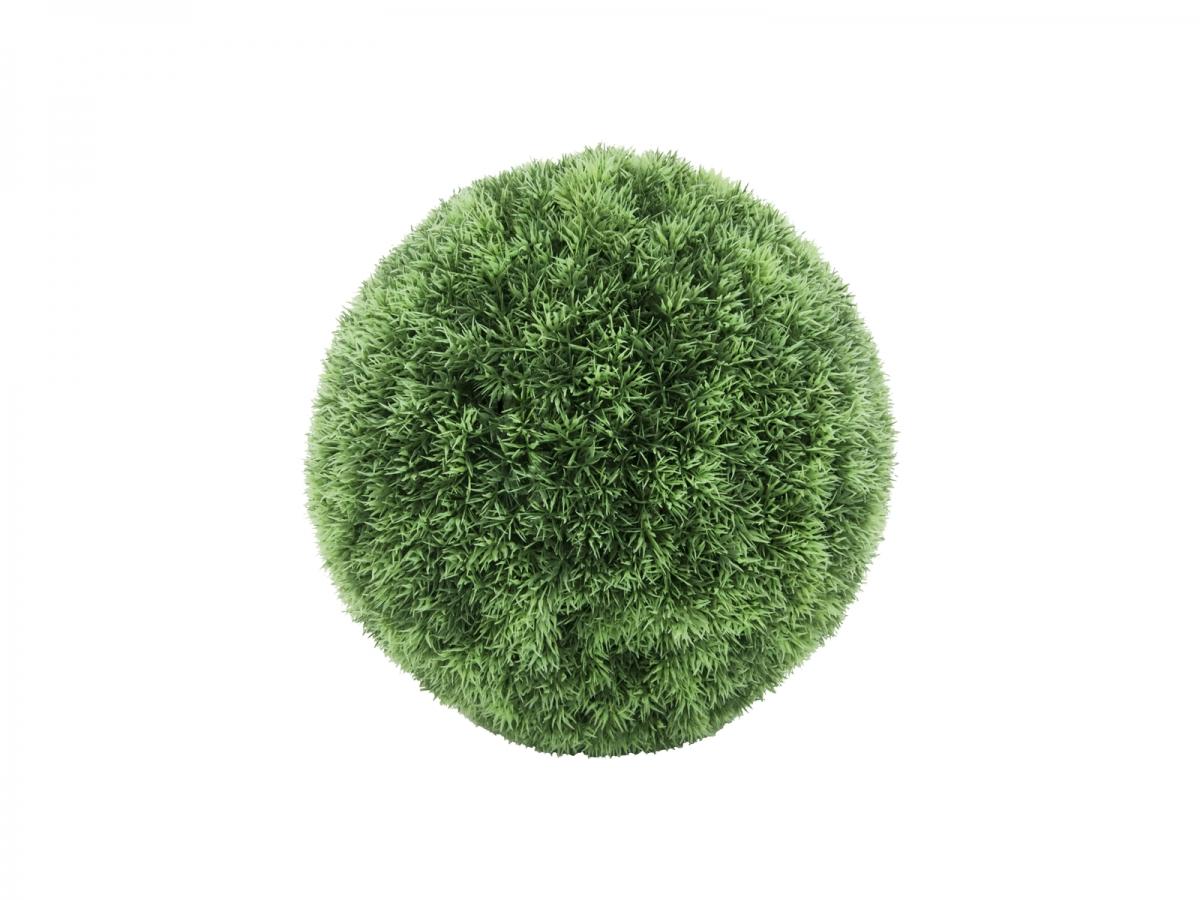 EUROPALMSGrass ball, artificial, 39cm