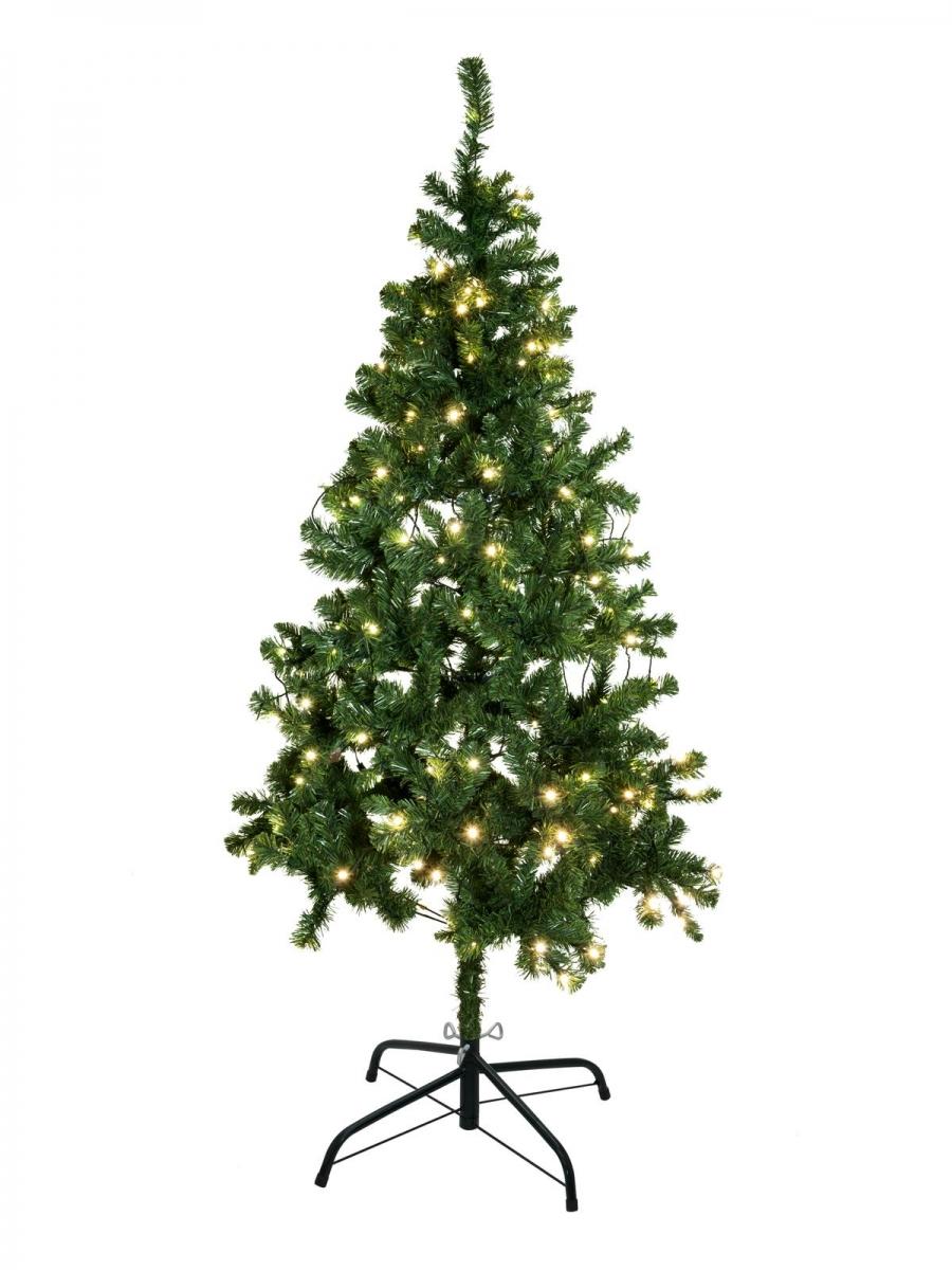 EUROPALMSChristmas tree, illuminated, 180cm