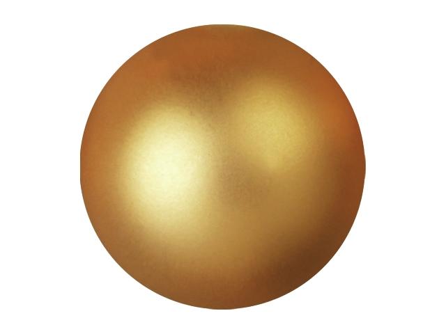 EUROPALMSDekokugel 3,5cm, gold, metallic 48x