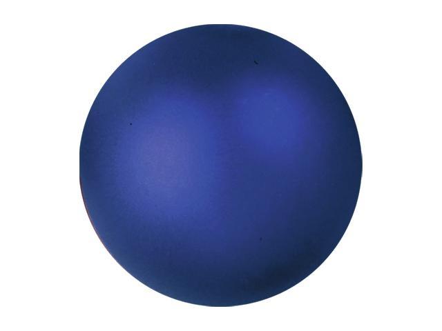 EUROPALMSDekokugel 3,5cm, dunkelblau, metallic 48x