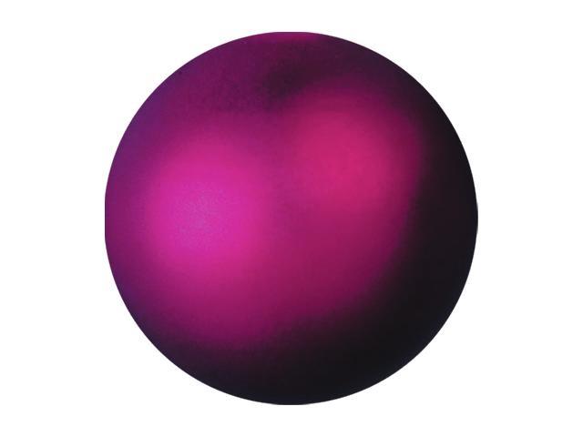 EUROPALMSDekokugel 3,5cm, pink, metallic 48x