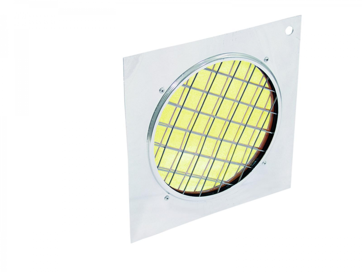 EUROLITEDichro-Filter gelb, Rahmen silber PAR-56