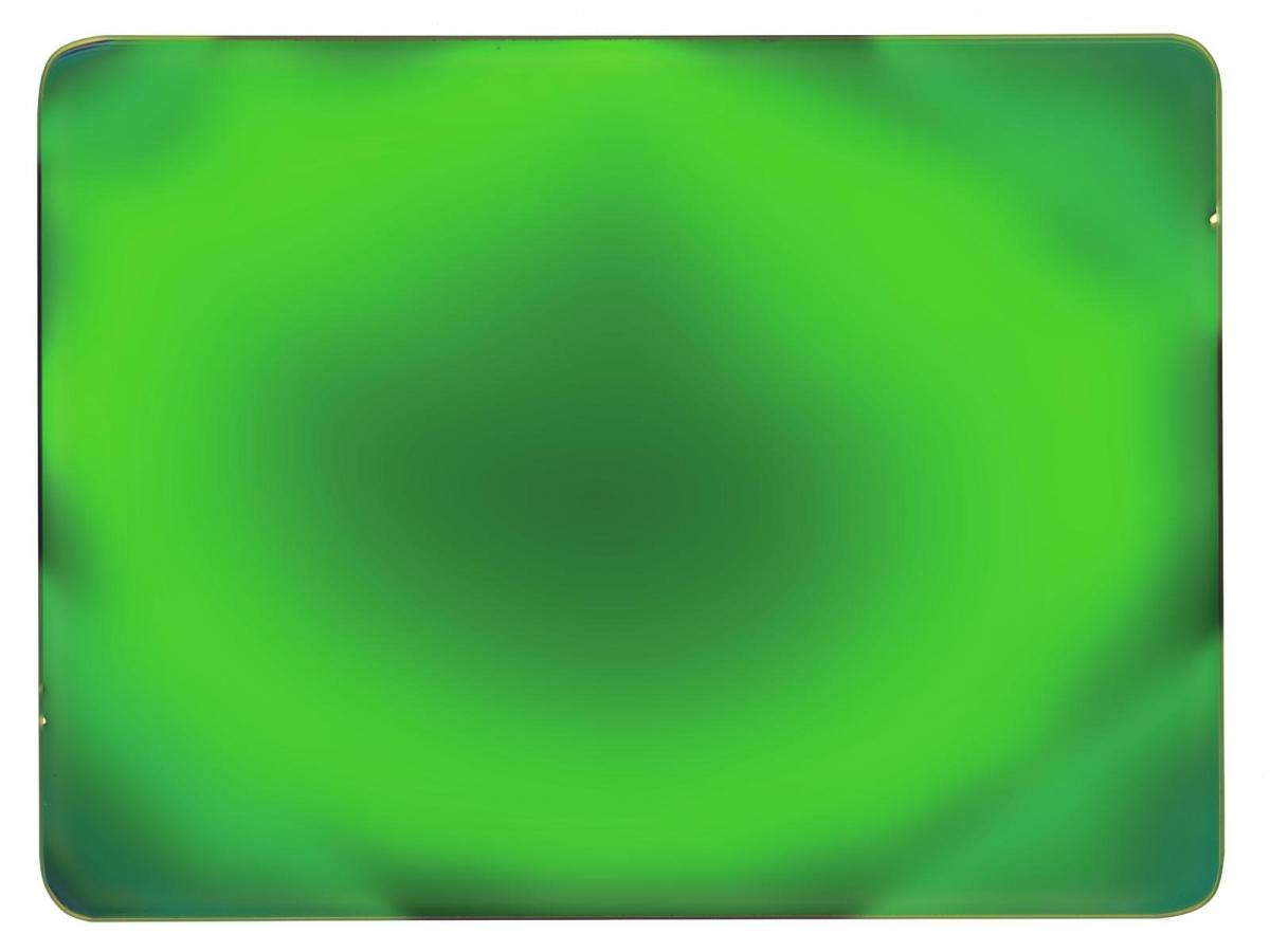 EUROLITEDichro-Filter grün, 258x185x3mm clear
