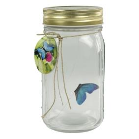 basicXL Schmetterling in einem Glas BXL-BF13-NL